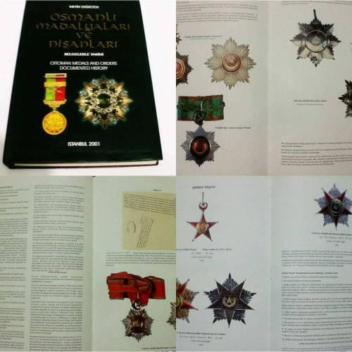 Osmanli Madalyalar ve Nisanlar Belgelerle Tarihi  Ottoman Medals and Orders Documented History by METİN ERÜRETEN .jpg