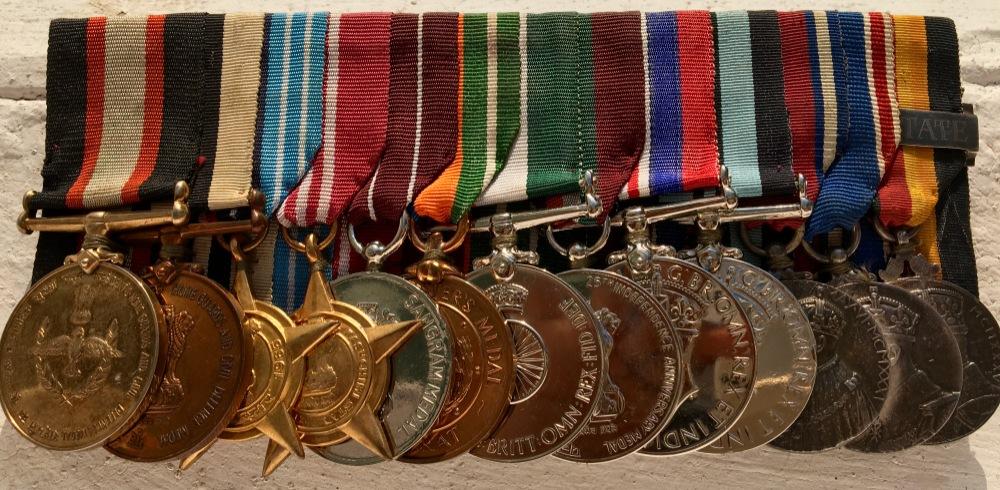 M Umeg Singh medals 2.jpg