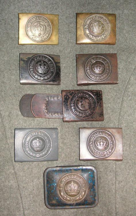 Jan 2017 my buckles (1).JPG