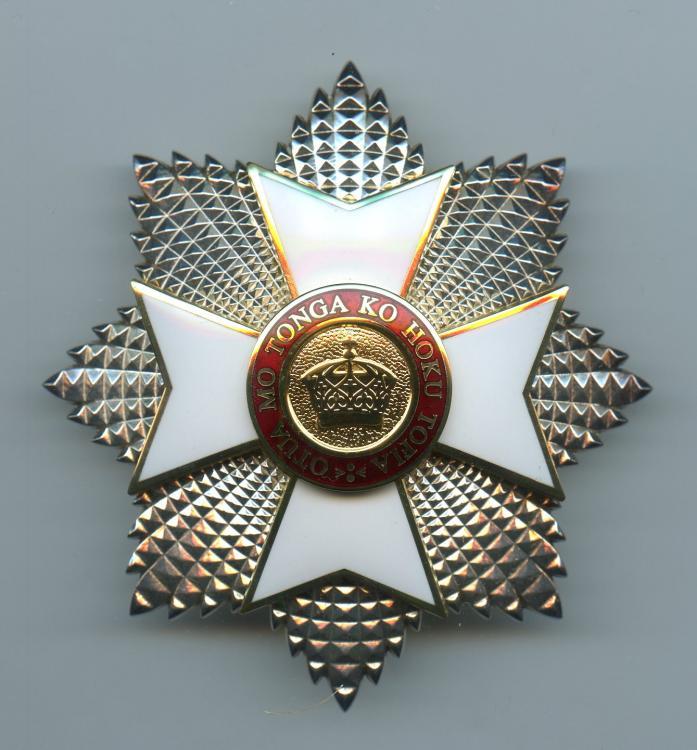 Tonga Order of the Crown Grand Cross breast star Type 2.jpg