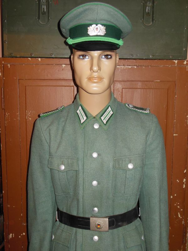 East German Police (Volkspolizei) Uniforms 1954-1962