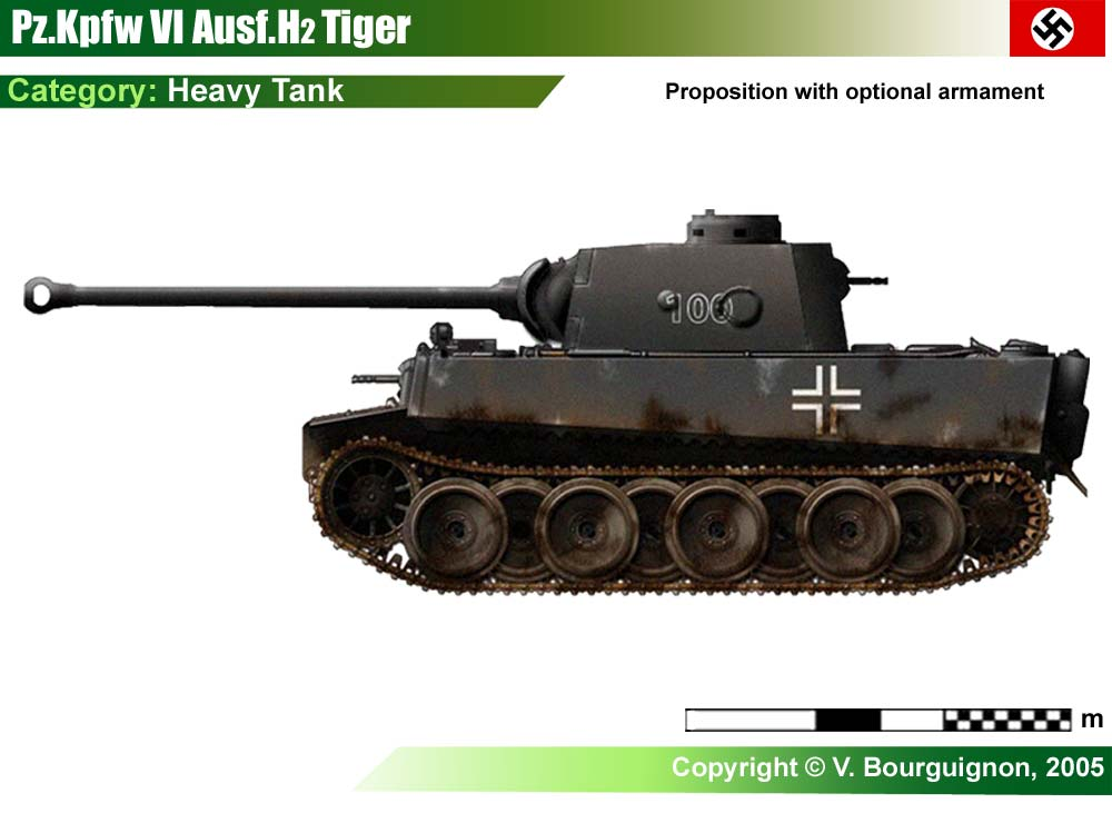 WW2 German bizzare tank projects and prototypes - Armour, Vehicles