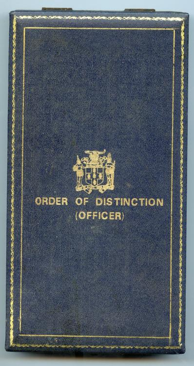 Jamaica Order of Distinction Officer z case of issue.jpg