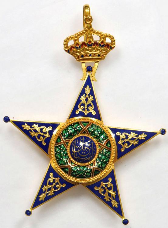 Order of Ismail GO Class neck badge.jpg