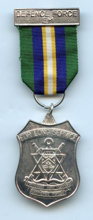 Trinidad & Tobago Defense Force Efficiency Medal obverse.jpg