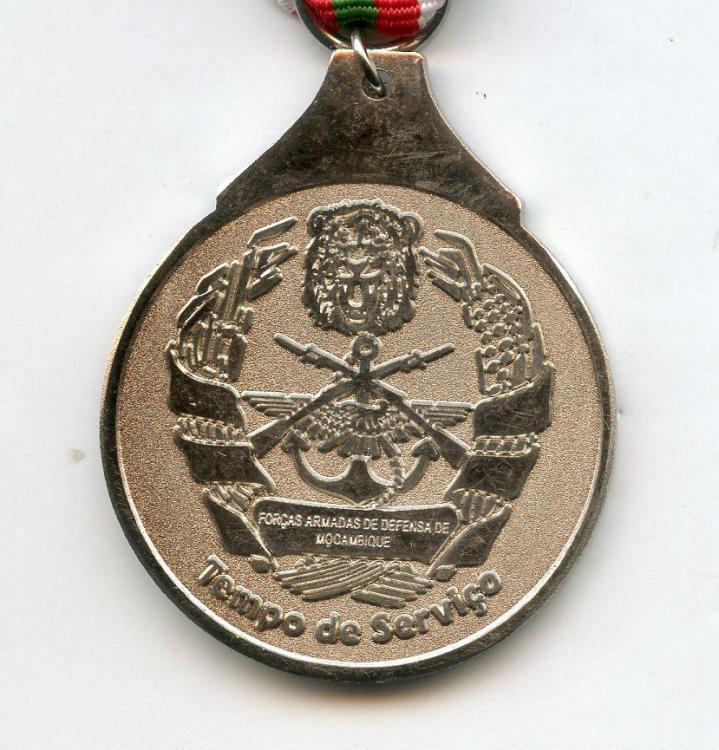 Mozambique Medal Tempo de Serviço obverse.jpg