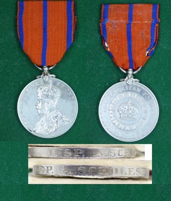 Scholes 1911 medal.jpg