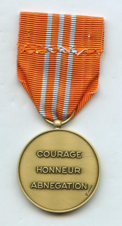 Niger Medaille Commemorative des Operations Extérieures obverse- Oversea's Operation Medal  reverse small size.jpg