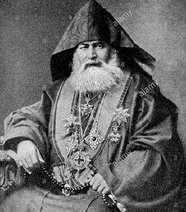 armenian-patriarch-leader-of-the-oldest-national-christian-church-B0KH2Y.jpg