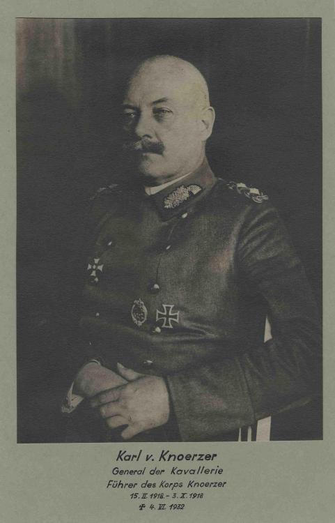 KNÖRZER, KARL VON General der Kavallerie 10019.JPG