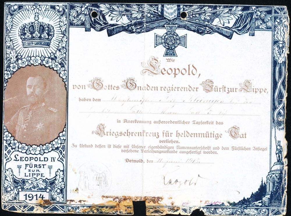 Fritz_Kleineges-Urkunde-Heldentat.jpg