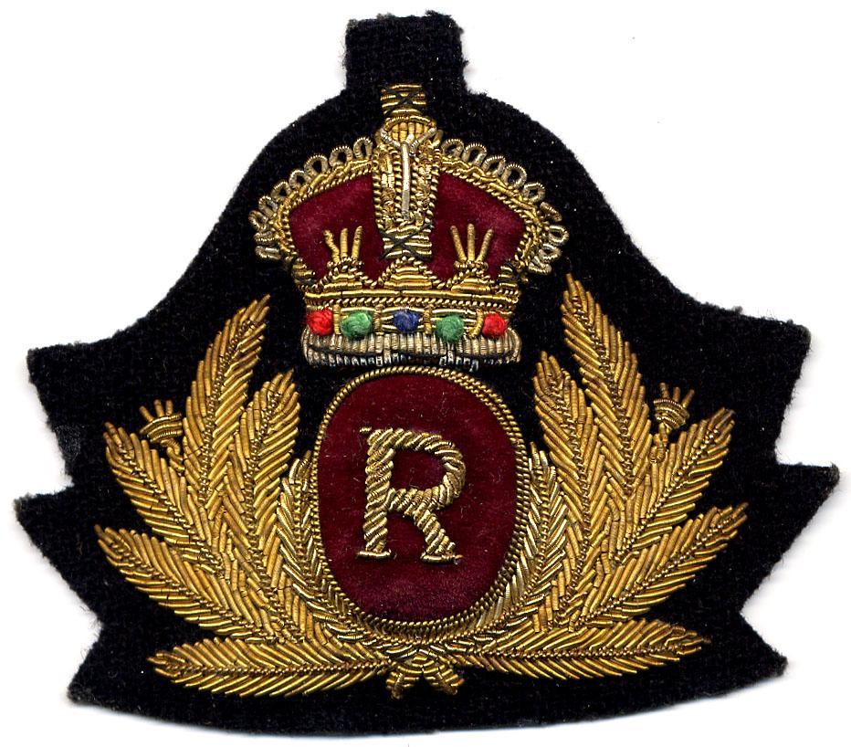 Bullion cap badge inquiry - Great Britain: Militaria: Badges