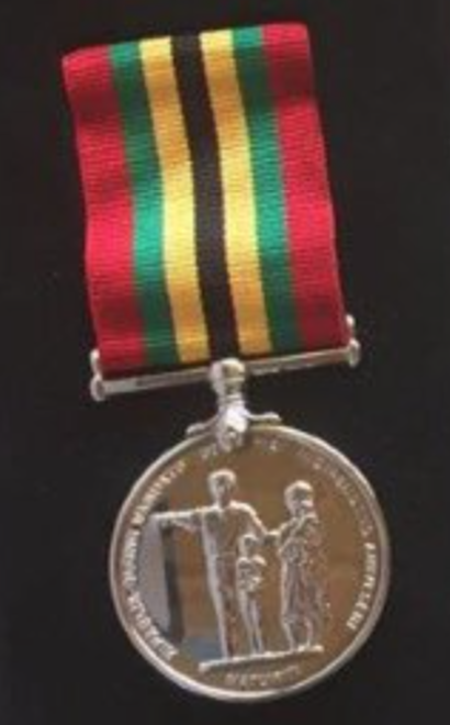 Vanuatu 30 Years of Independence Medal close up.png