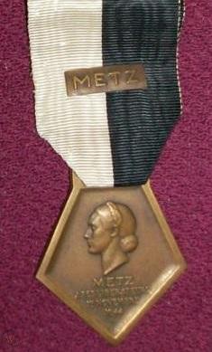Metz Liberation medal 1944.jpg