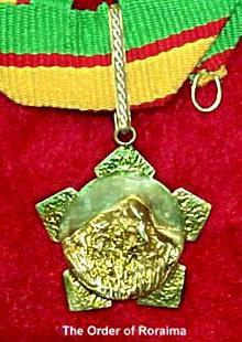 Guyana Order of Roraima from Guyana web site.jpg