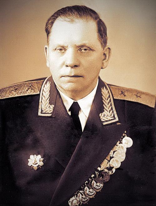 Travin Nikolai Vasilyevich (1898-1964) Major-General of  Artillery. ______ _______ __________.jpg