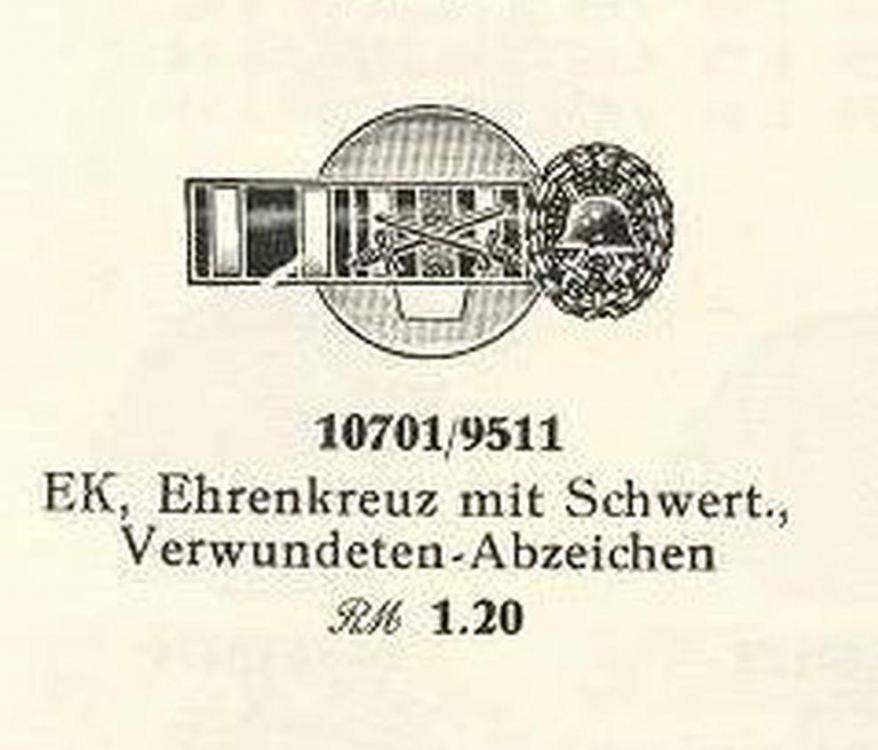 10701-9511 EK, Ehrenkreuz mit Schwert, Verwundeten-Abzeichen 10001.jpg