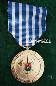 Burkina Faso Medaille d'Honneur de la Police.jpg