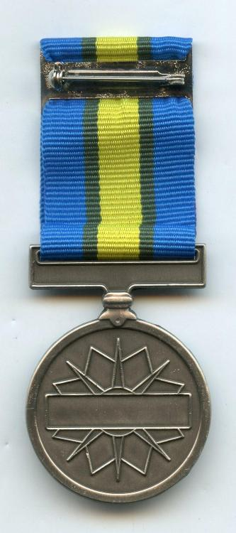 Solomon Isl Royal Solomon Islands Police Force International Law Enforcement Cooperation Medal reverse.jpg