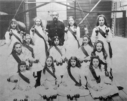 Royal Marine Artillery Girls School.jpeg