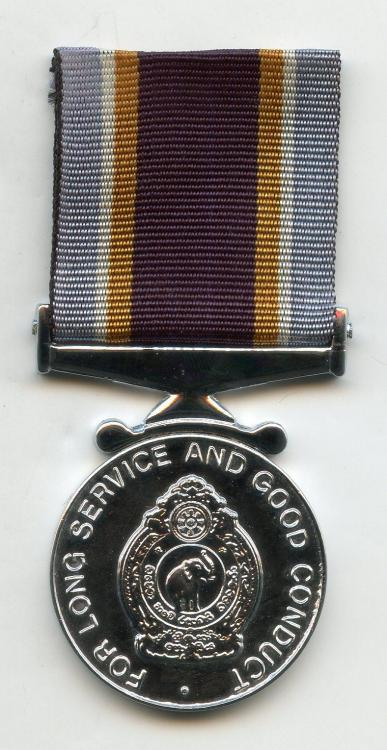 Sri Lanka Police LSGC Medal obverse.jpg