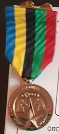 Burkina Faso Ordre du Merite de la Jeunesse et des Sports Officer by ELM (3).JPG