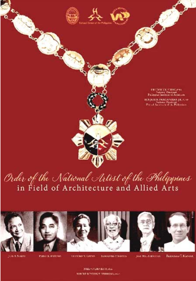 Philippines Order of the National Artist of the Philippines.png