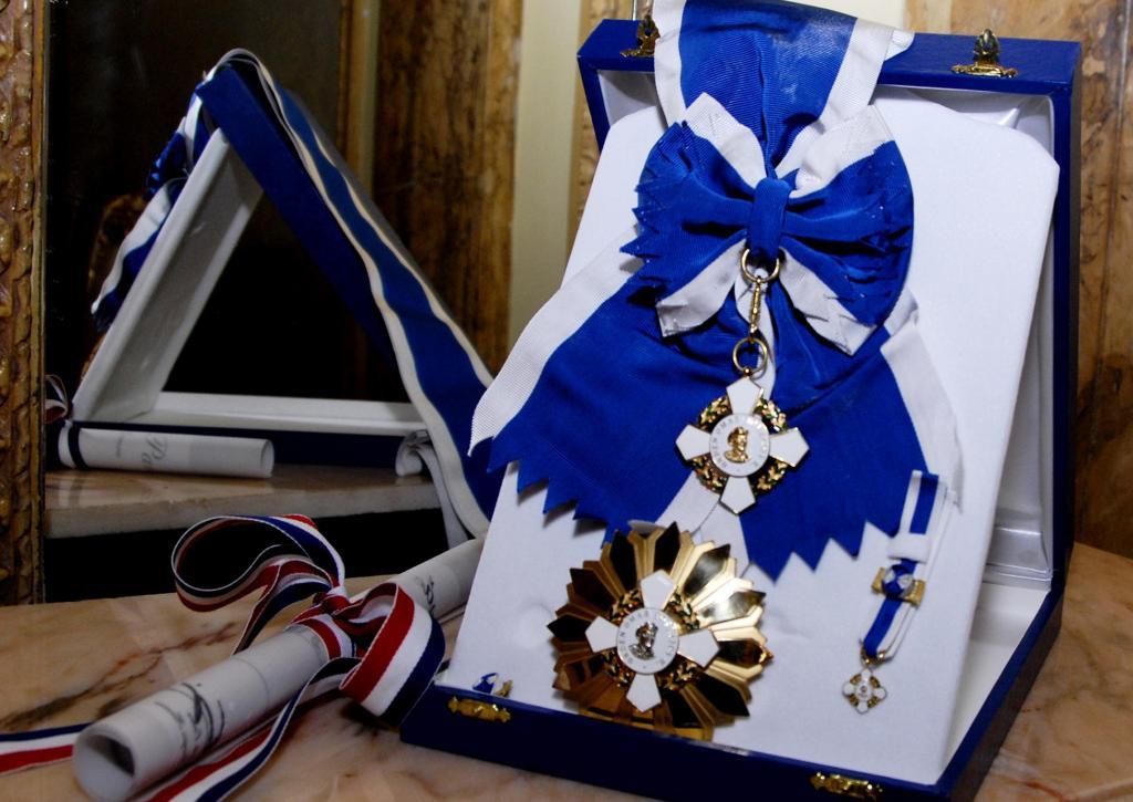 Panama Order Omar Torrijos Grand Cross.jpg