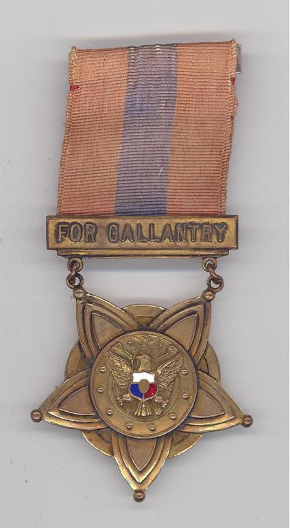 Philippines Distinguished Conduct Star transitional Commonwealth to Republic 1944-50 obverse.jpg
