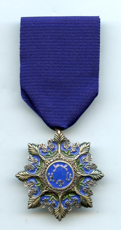 Philippines Order of Lakandula Member obverse.jpg