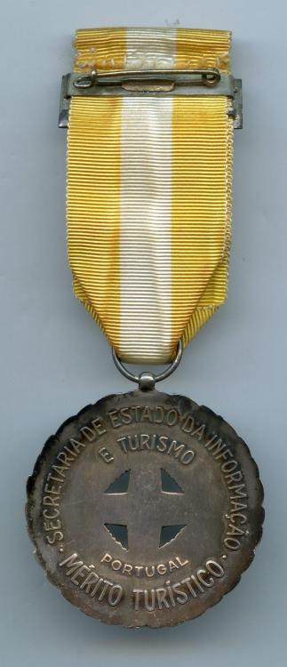 Portugal Republic Touristic Merit Medal reverse.jpg