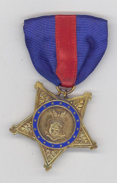 Philippines Distinguished Service Star Constabulary 1925-35 obverse.jpg