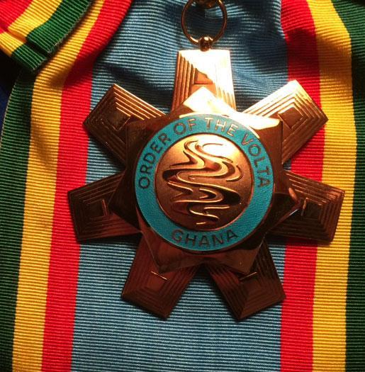 Ghana Order of the Volta Type 3 sash badge.jpg