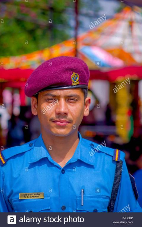 kathmandu-nepal-september-04-2017-portrait-of-a-guard-from-the-nepalese-KJB8HP.jpg