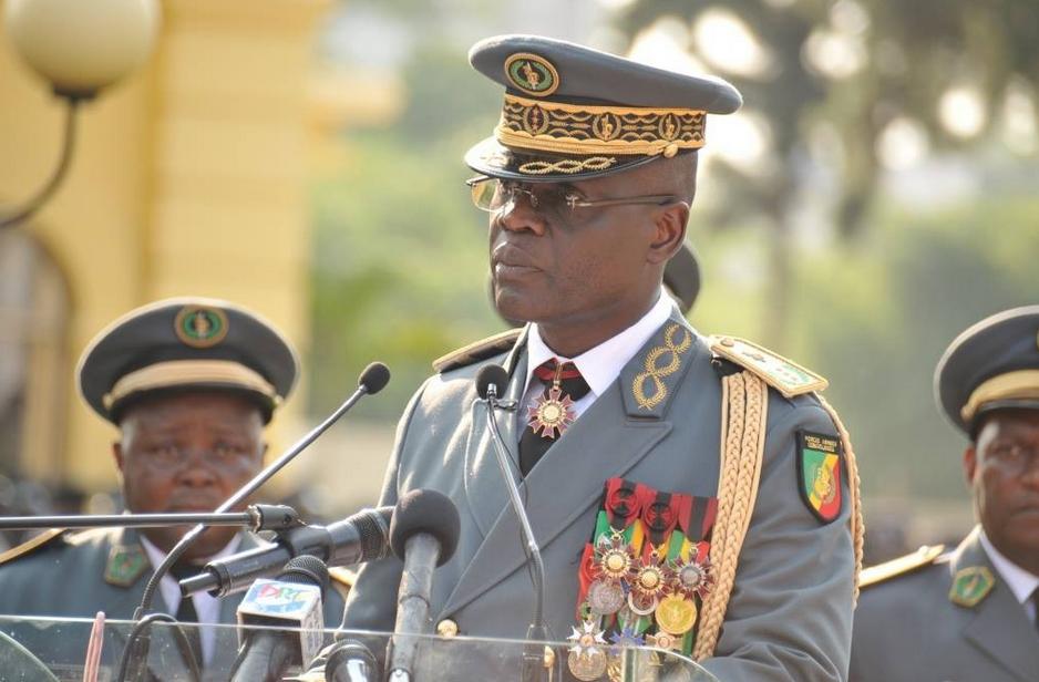 Congo Brazzaville general Guy Blanchard Okoi Chef d'Etat Major Armée du Congo.png