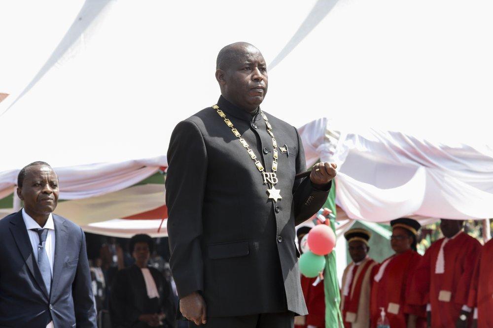 Burundi President Evariste Ndayishimiye 17 June 20120.jpg