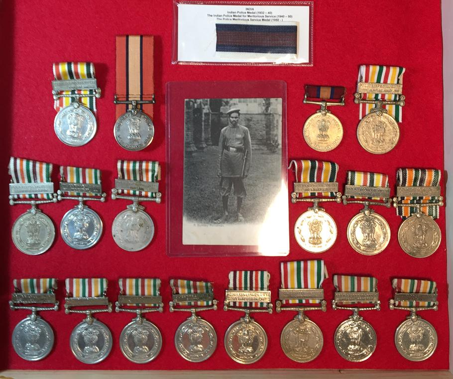 India Police Medals.JPG