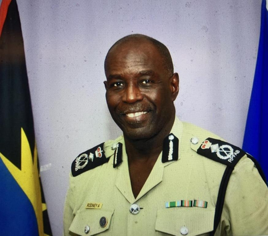 Antigua & Barbuda Acting Commissioner of Police Atlee Patrick Rodney.jpg