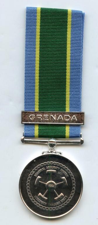 Antigua & Barbuda Regional Security System Service Medal obverse.jpg