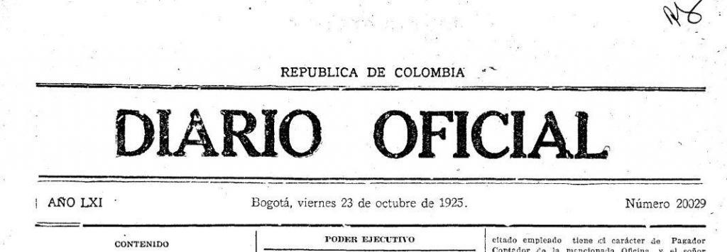 Diario Oficial 23. Oktober 1925 121.JPG