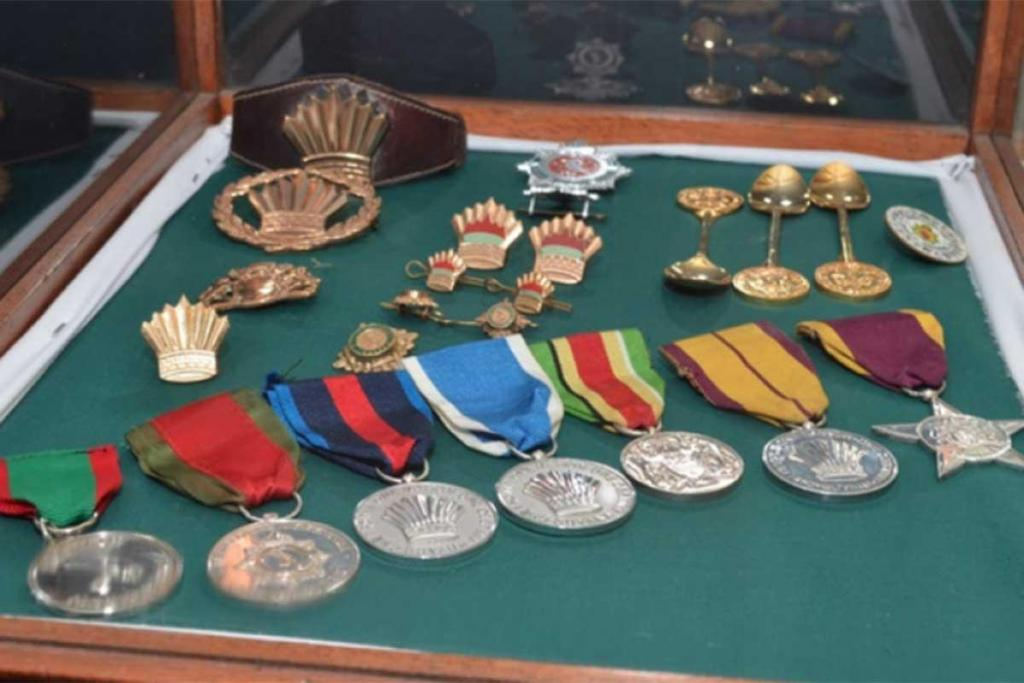 Guyana Medals at University.jpg