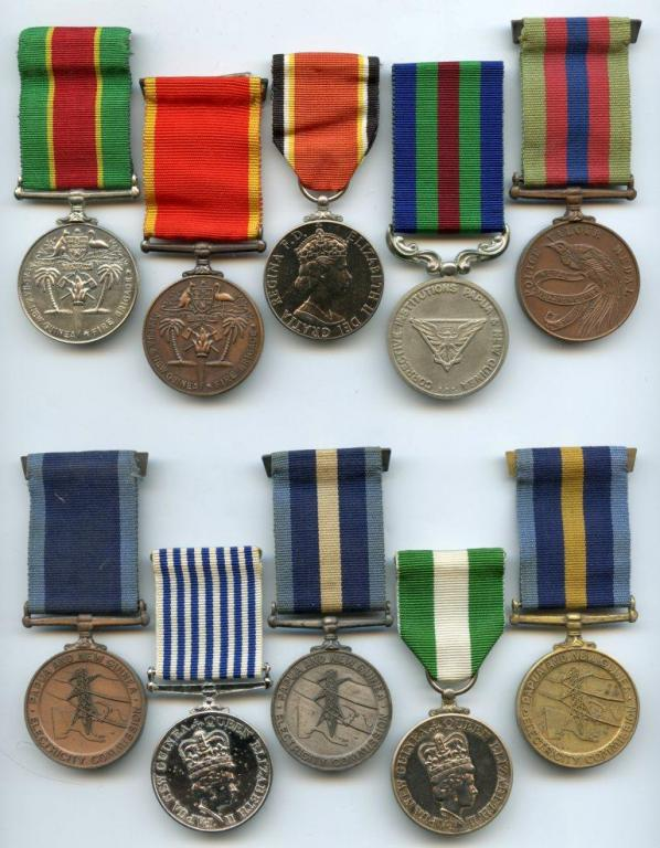 Papua New Guinea Medals obverse.jpg