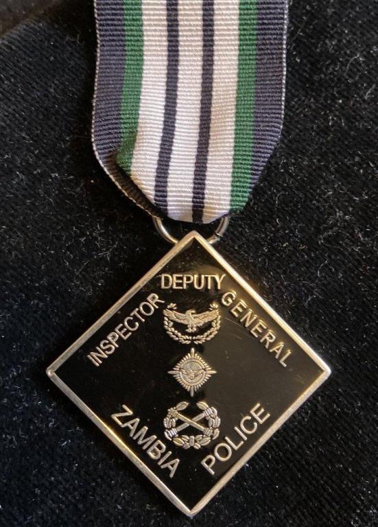 Zambia Police Medal of Merit Deputy Inspector General obverse.jpg
