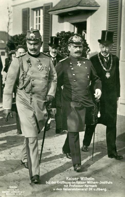 Ilberg mit Wilhelm II und Harnack.jpg