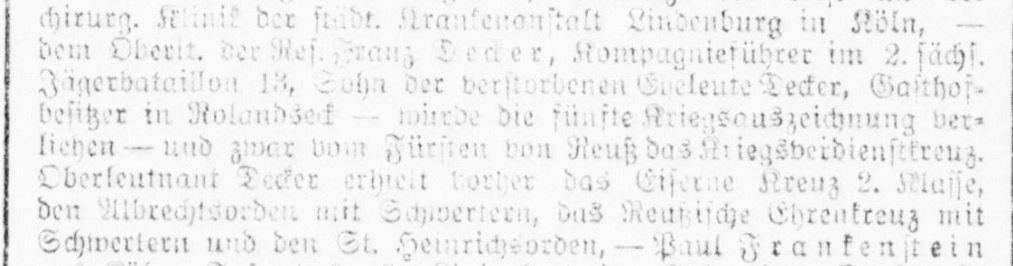 Franz Decker - Kolner Lokal-Anzeiger (06.01.1916).JPG