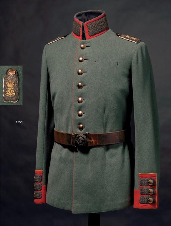 HH_M15 Offiziersrock im Füs Regt von Gersdorff (Kurhessisches) Nr. 80, Massanfertigung.jpeg