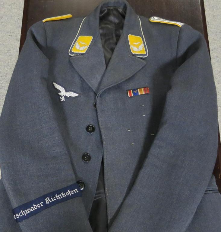 Leutnant JG 2 Richthofen Fliegerbluse 002.JPG