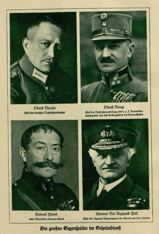 Die großen Gegenspieler der Nachrichtendienste im Ersten Weltkrieg.jpg